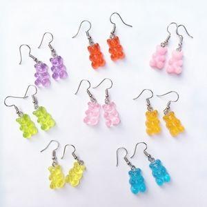 Gummy Bear Shape earrings